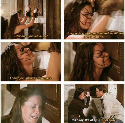 charmed sad scene but i love this show charmed leo piper valentines