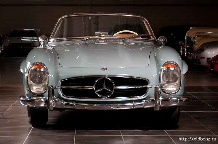 Mercedes-Benz-300SL-w198-Roadster-15.jpg (1280×850)