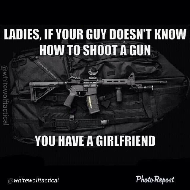 firearm joke / Check out Charter Arms on Pinterest or visit our web-sight at CharterFireArms.Com