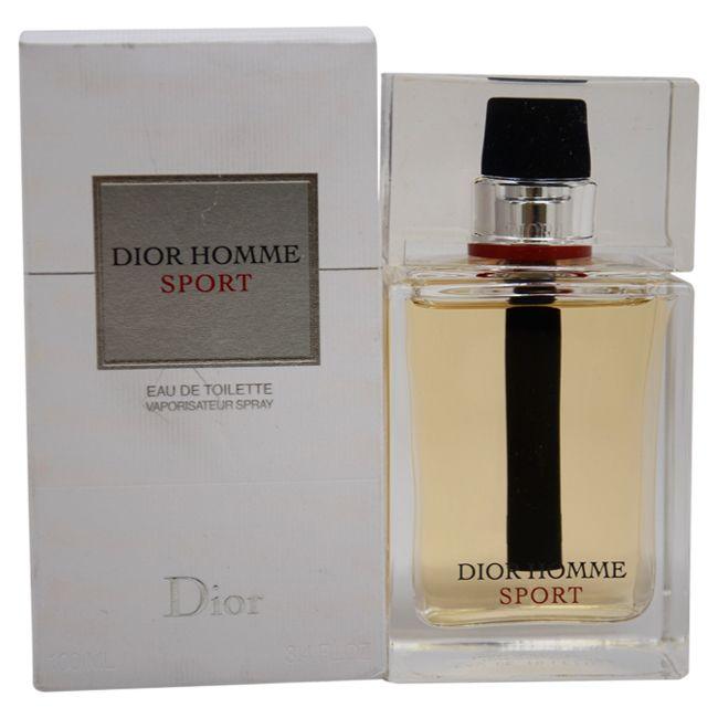 Christian Dior Homme Sport Men's 3.4-ounce Eau de Toilette Spray