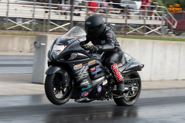 Wheels Up Wednesday - With Ron Arnold, one of our customers who happens to be a very accomplished racer with multiple Championships to his name.  Photo by DRB  #suzuki #hayabusa #carbon #carbonfiber #montgomerymotorsports #motorcycles #racing #dragracing #wheelies #wheelsup