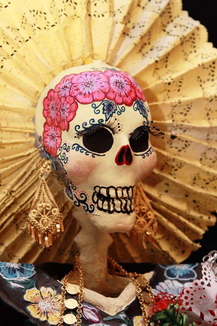 Day of the Dead, Mexico: Catrina