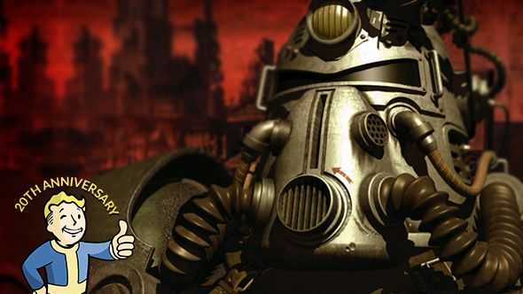 How did Fallout 1 ever get made?  ||  Tim Caine was at PAX when he first saw Vault Boy as a living, breathing entity - it was a cosplayer of 16 or 17 years old, hair gelled to replicate that distinctive swirl. 'This is weird', he thou https://www.pcgamesn.com/fallout-a-post-nuclear-role-playing-game/fallout-1-development?utm_campaign=crowdfire&utm_content=crowdfire&utm_medium=social&utm_source=pinterest