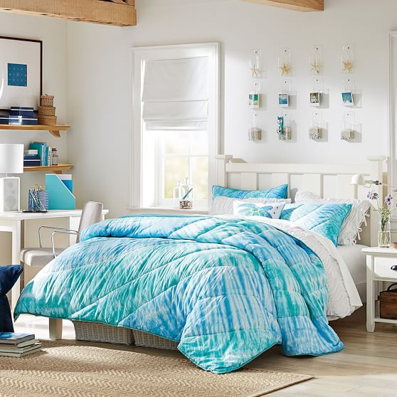 17 Best Ideas About Teenage Beach Bedroom On Pinterest