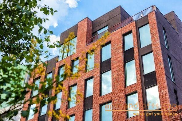 williamsburg brooklyn modern brick facade