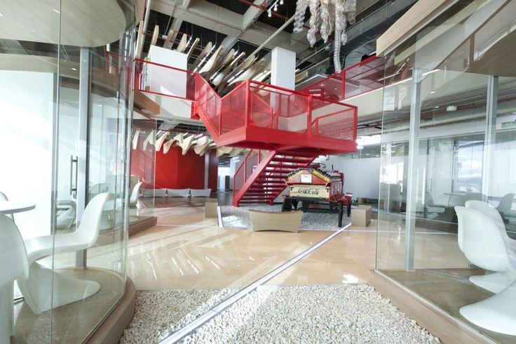 Galeria - Coca Cola Colômbia / AEI Arquitectura e Interiores - 1