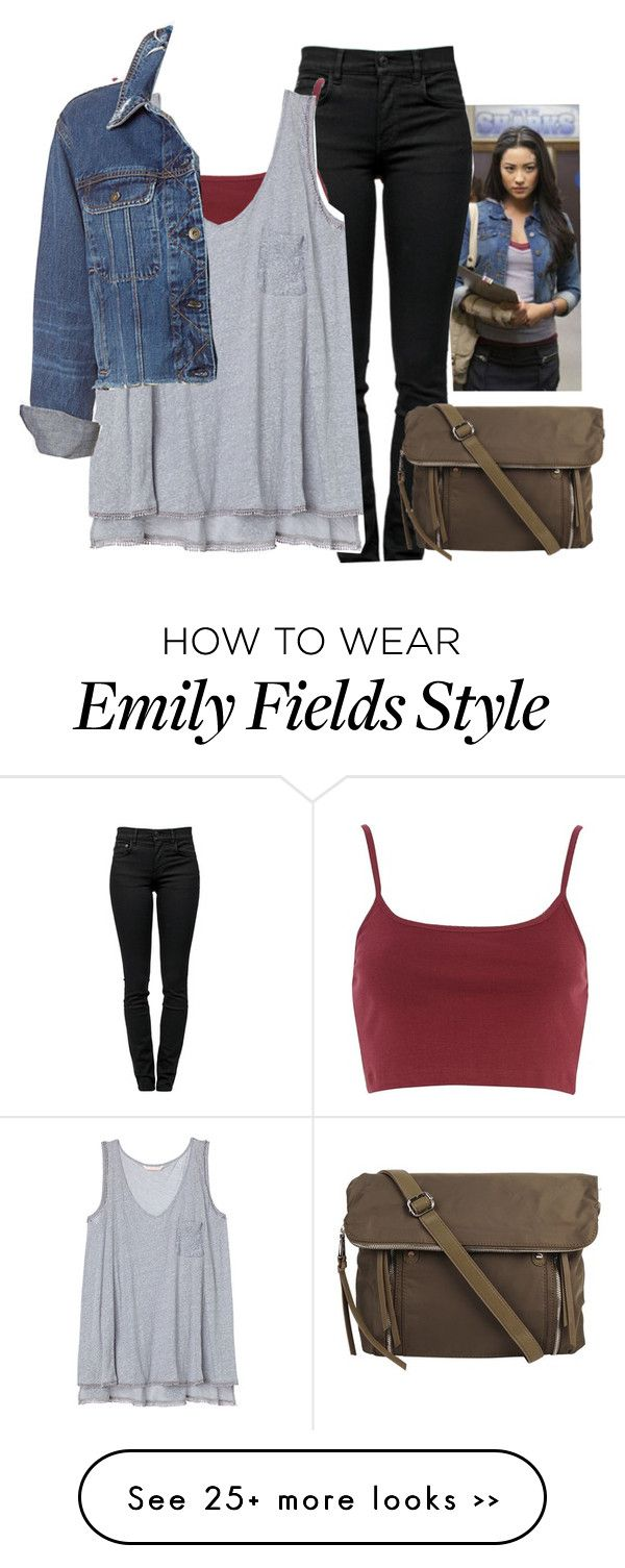 """Emily Fields"" by sadieg523 on Polyvore"