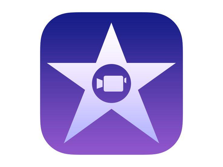 Apple imovie for ios app icon 2013 ios app icon