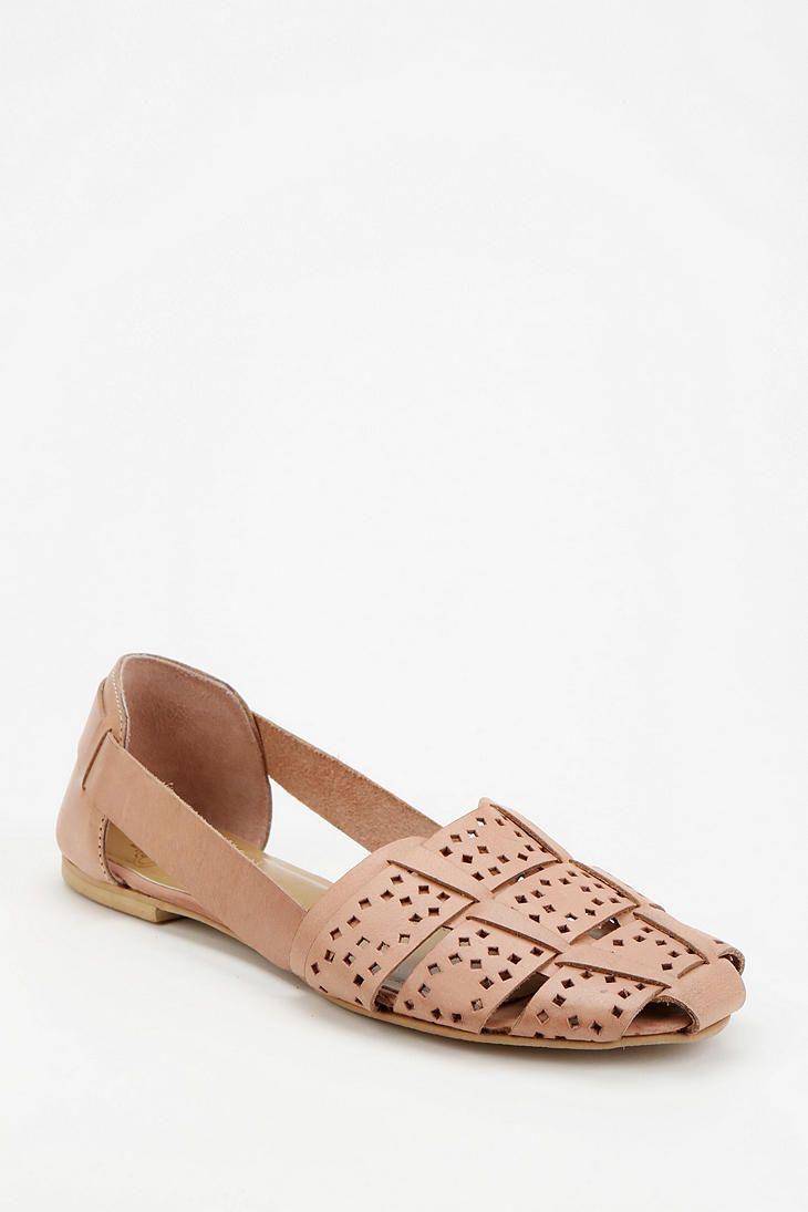 Ecote Cutout Huarache Sandal