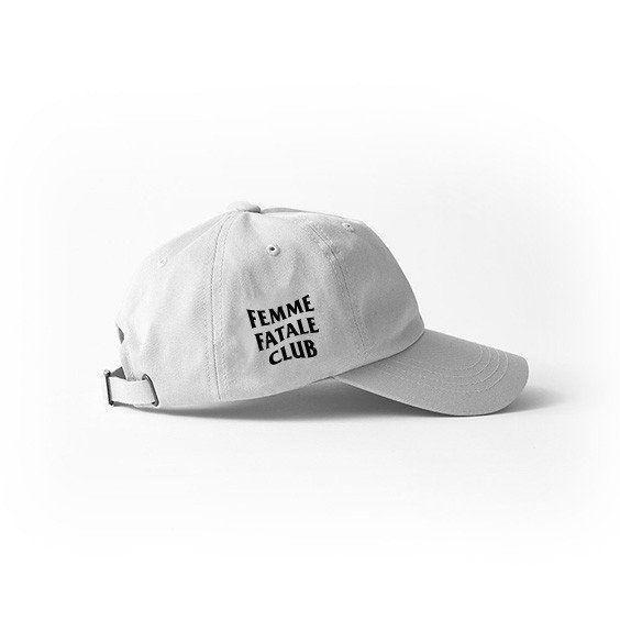 👩Femme Fatale Club (Cap)