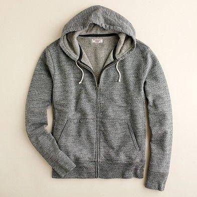 J. Crew Wallace & Barnes Crestmoor hooded sweatshirt $168