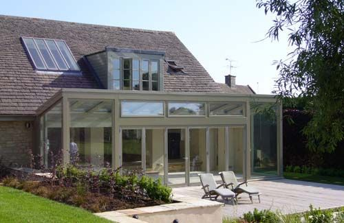 25 Contemporary Conservatory Designs - Channel4 - 4Homes