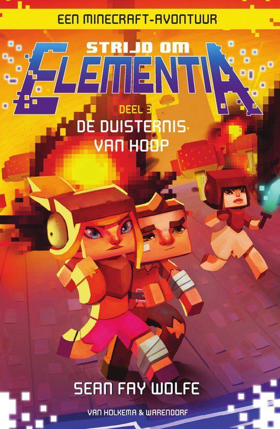 De macht over Elementia is overgenomen door Tenebris. Iedereen is bang, maar Stan geeft nog niet op. Hij moet de Minecraft-server van de ondergang redden.