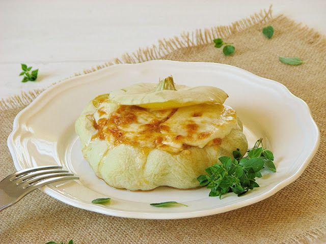 recette-de-pâtisson-farci-au-poulet-et-gratiné-à-la-mozzarella-le-carnet-sur-l-etagere