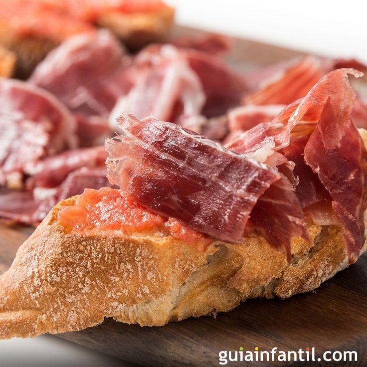 La tapas españolas más típicas.