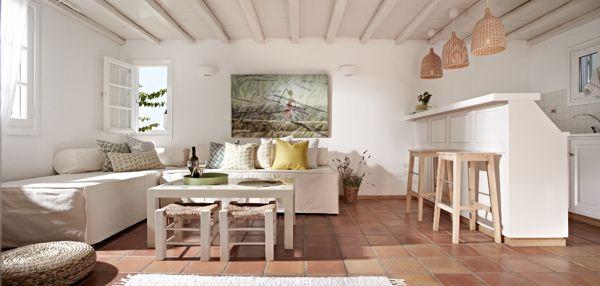 AgnandiMYKONOS Homes by GEORGIOS VDOKAKIS, via Behance