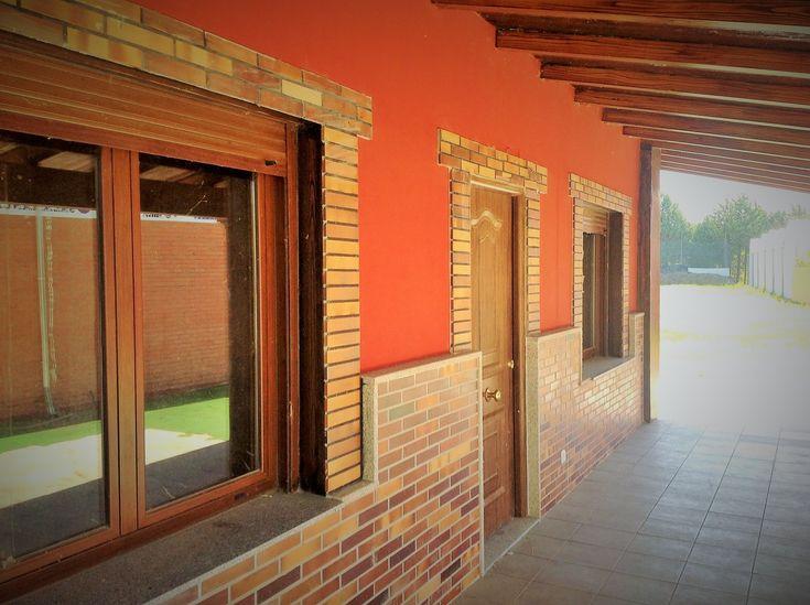 Acabado exterior de una de nuestras casas prefabricadas - Casas de acero prefabricadas ...