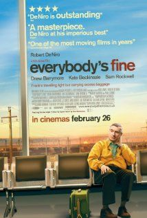 """If you would ask me I would have to say in all honesty, Everybody's fine. Everybody's fine."""