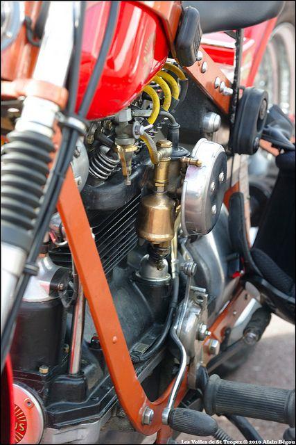 Moto Nimbus | Alain Bégou Images | Flickr
