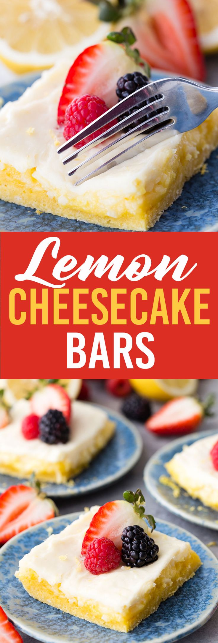 Easy lemon cheesecake bars that start with a boxed cake mix, but are better than the box. #savealotinsiders #ad @savealot