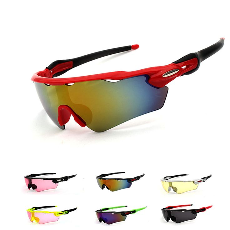 UV400 Protective Cycling Glasses For Women Men Bicycle Sport Sunglasses Windproof MTB Bike Motocycle Goggle Cycling Eyewear  #Affiliate
