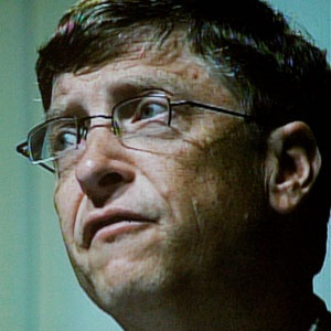 Happy Birthday Bill Gates! He turns 57 today...