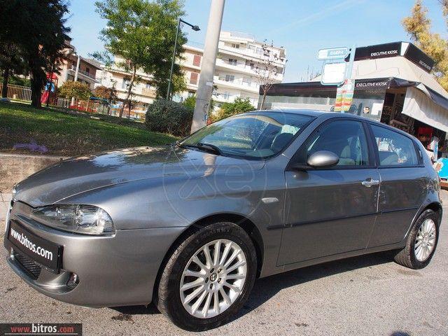 Φωτογραφία για μεταχειρισμένο ALFA ROMEO 147 Facelift Distinctive του 2005 στα 4.500 €