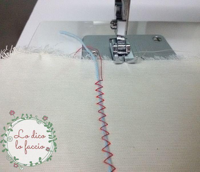 Per voi che state iniziando ora a cucire a macchina, può essere utile usare questo metodo veloce e facilissimo per fare un'arricciatura alla stoffa.