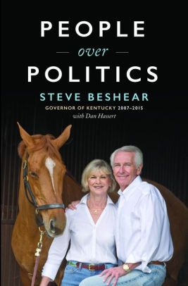 People over Politics by Steve Beshear $30