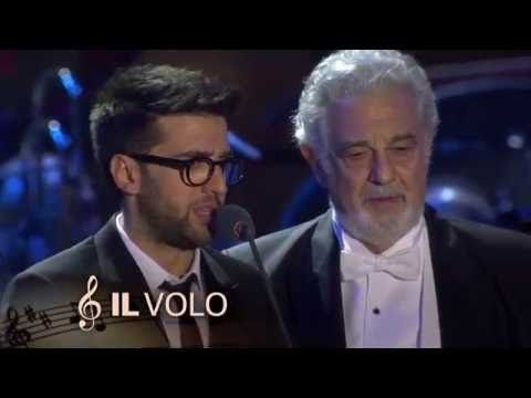 Il Volo no Fantástico - Una Notte Magica - Tributo ai Tre Tenori (con sottotitolo in italiano) - YouTube
