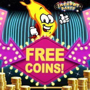 jackpot party casino slots free coins bonus collector