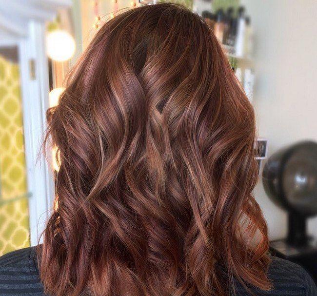cool Каштановый цвет волос (50 фото): все оттенки для шатенки Читай больше http://avrorra.com/kashtanovyj-cvet-volos-foto/