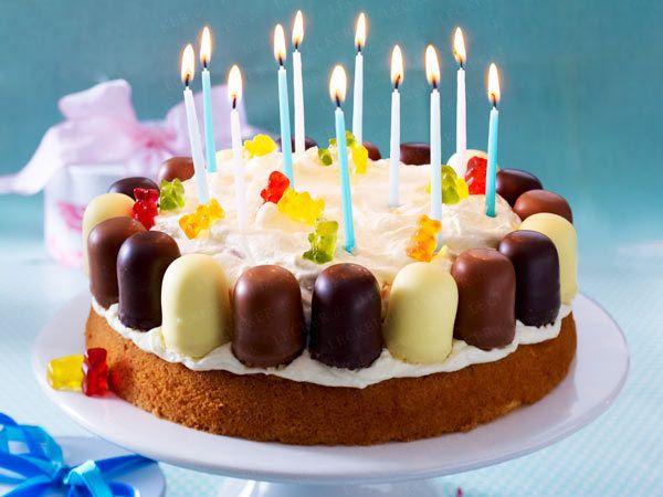 Kindergeburtstagskuchen – da strahlt das Geburtstagskind! - kindergeburtstag-torte