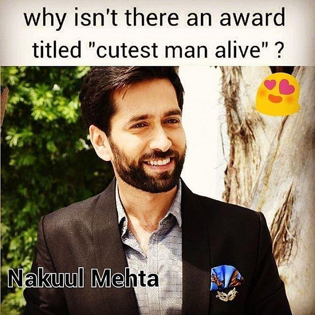 Agar hota to damn sure he will get it #nakuulmehta #ishqbaaz #shivaay