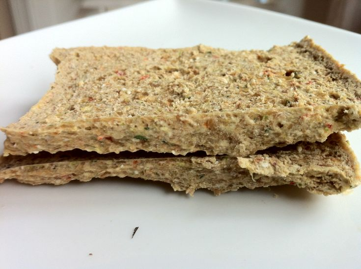 Raw Gluten Free: Red Pepper Zucchini Bread - It's grain free too. I'll have to try it soon if I can find some buckwheat. :)