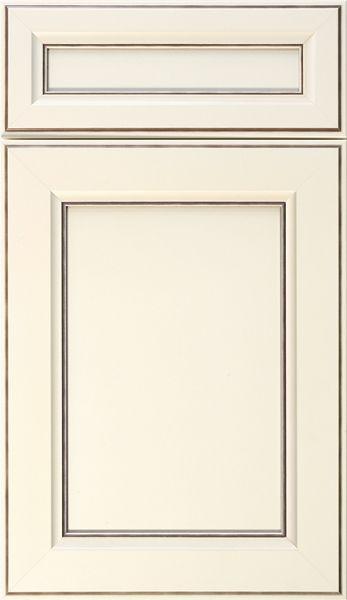 Aristokraft Durham Toasted Antique Kitchen Cabinets
