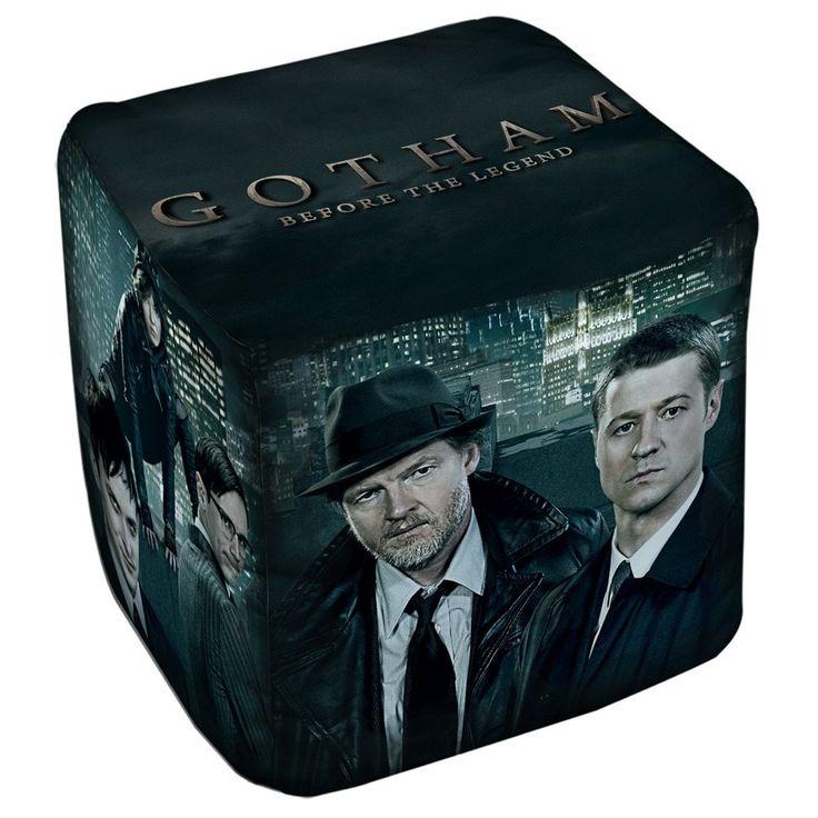 Gotham Gotham Cast Ottoman