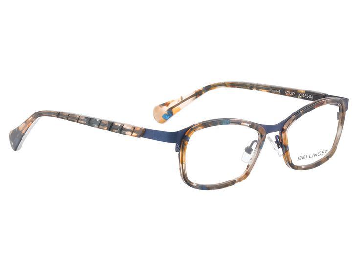 BELLINGER CIRCLE-4-4624M #bellinger #frameoftheday #danishdesign #metalcomb #frames #eyeglasses #daretobedifferent #eyewear