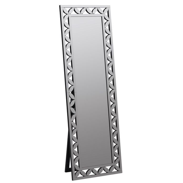 Cooper Classics 40969 Warrick Frameless Standing Mirror