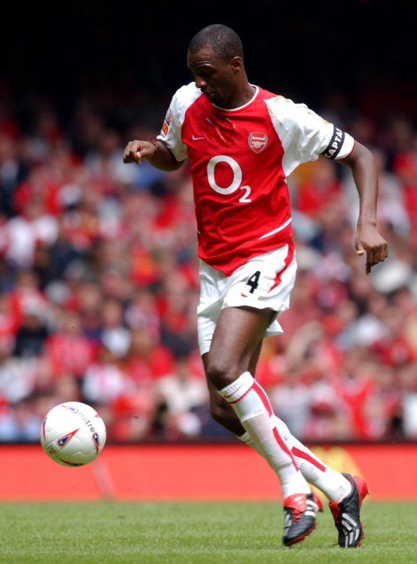 (Patrick Vieira) Arsenal, 2002/2004: Undoubtedly some of Arsenal's slightly earlier strips hold much more sentimental value for Gooners, but this edition was a true beaut ...