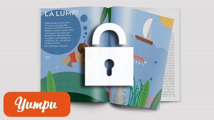 Yumpu Privatsphäre-Einstellungen - Schützen Sie Ihr Magazin und Ihre Daten