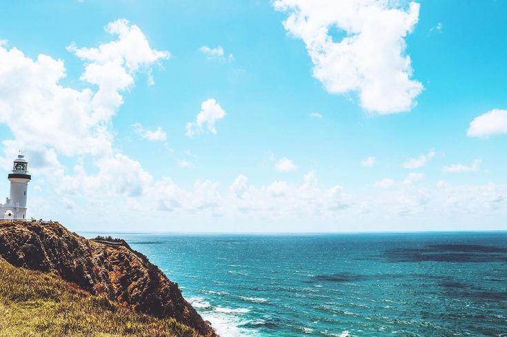 @courtneygaye_travels #courtneygaye_travels @canonaustralia EOS 80D Byron Bay Lighthouse #ByronLighthouse #CapeByron #ByronBay #photography #Canon