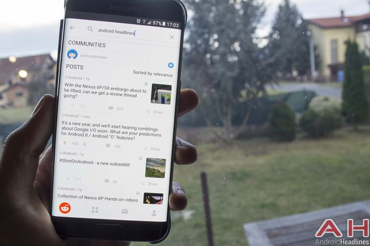 Official Reddit App Updated With Bottom Navigation Bar #Android #MWC17 #Google #news