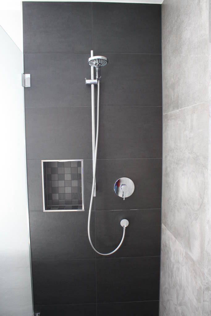beleuchtete Nische in der Dusche (von Ludwig Steup GmbH)