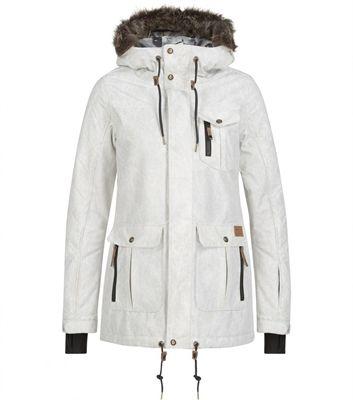 O'neill women's adventure journey parka long sleeve jacket