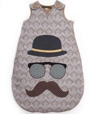Gigoteuse Mr Moustache
