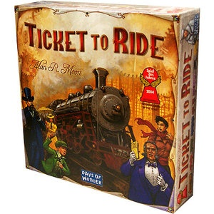 Ticket to Ride Board Game ~ Love the idea of using this to teach Geography!