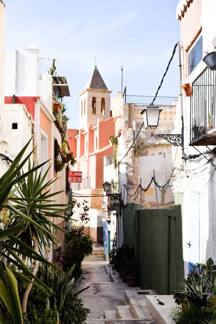 Santa Cruz Alicante, Spain #spaintravel #travelspain #alicante