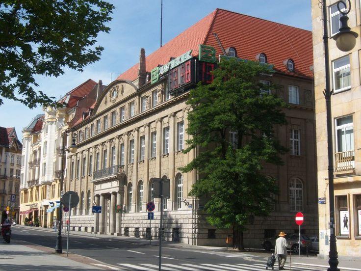 Bank Wschodni, ob. Wielkopolski Bank Kredytowy w Poznaniu