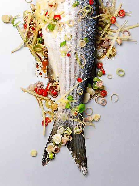 Lovely photo of fish and fragrant spices | Photographer Rob White